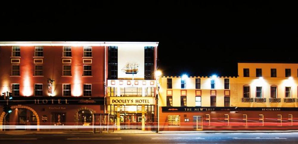 waterford dooleys hotel