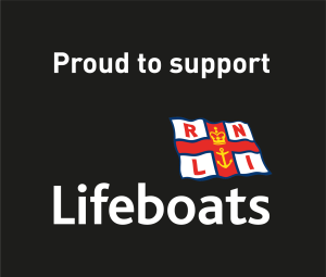 proud to support rnli logo 2018